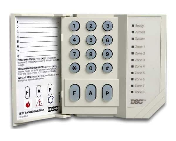 Dsc Alarm Repairs Amp Service Auckland Kiwi Security
